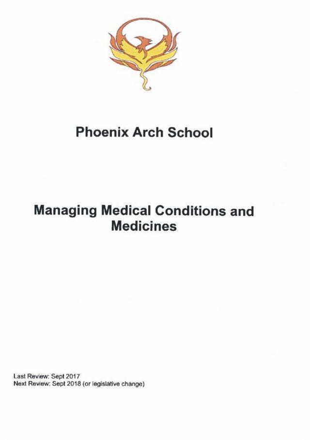 thumbnail of Managing Medical & Medicines Policy