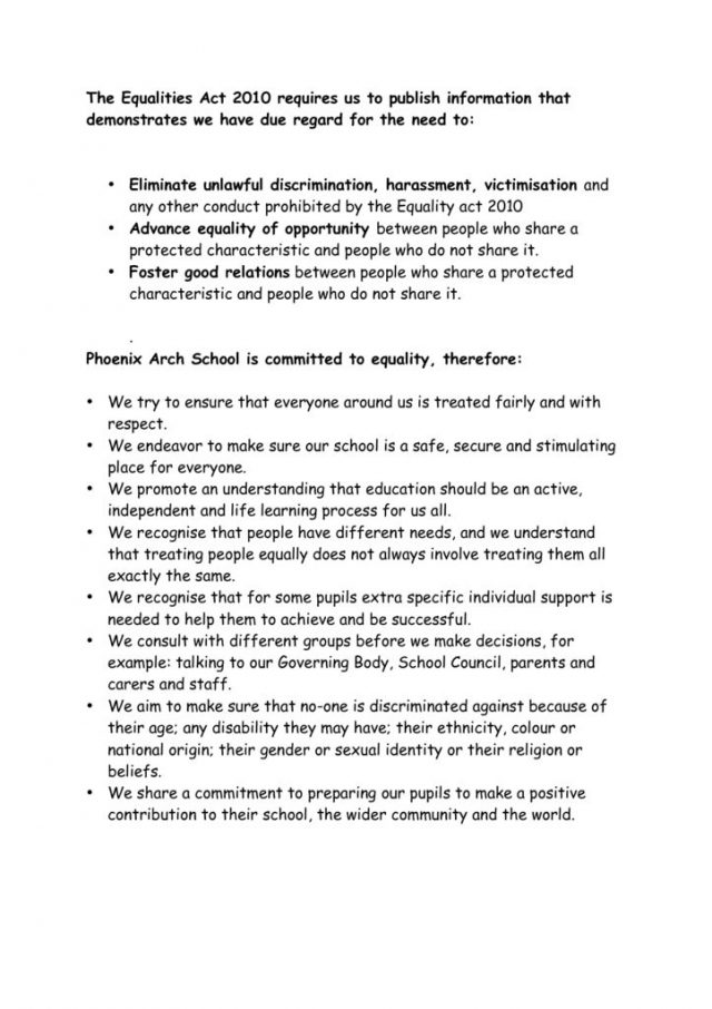 thumbnail of Equality Statement