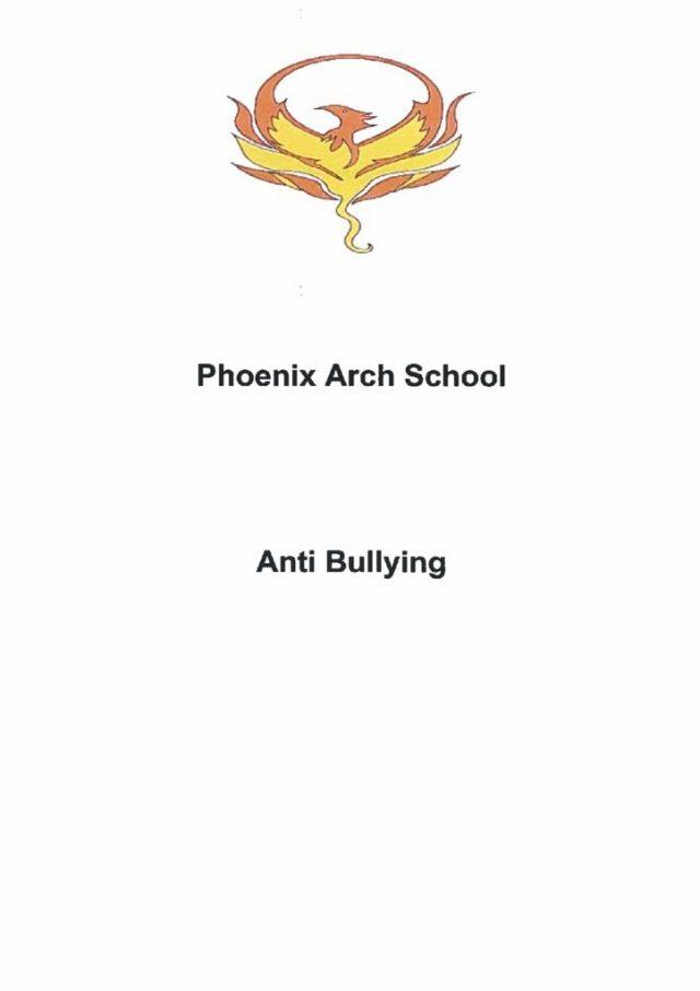 thumbnail of Anti Bullying Policy